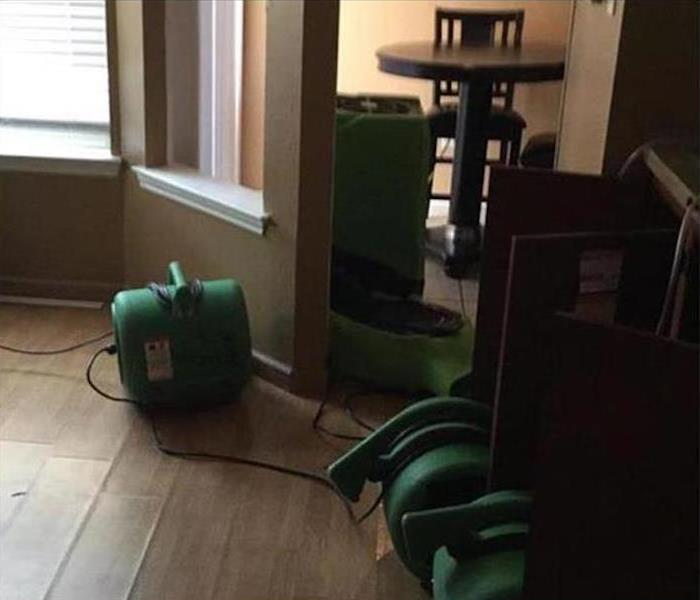 Water Damage – Colorado Springs Home Before