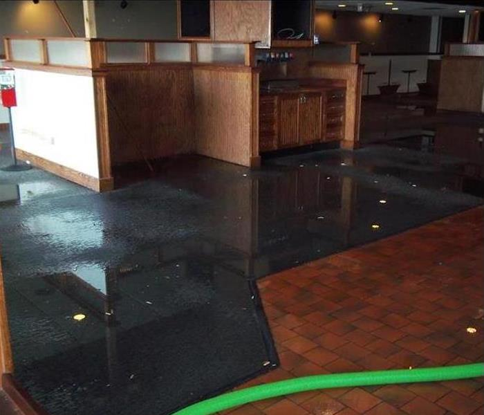 Storm Damage – Colorado Springs Restaurant