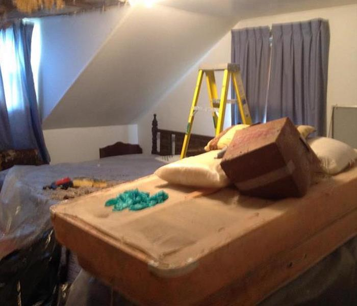 Water Damage – Colorado Springs Residential Loft