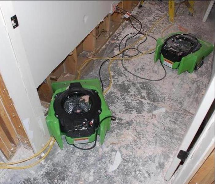 Water damage – Colorado Springs Home