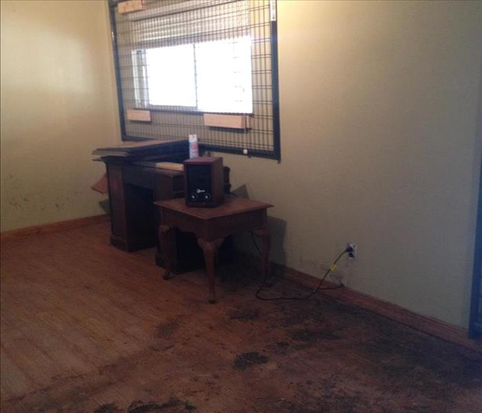 Fire Damage SERVPRO Can Mitigate the Fire Damage to Your Colorado Springs Home