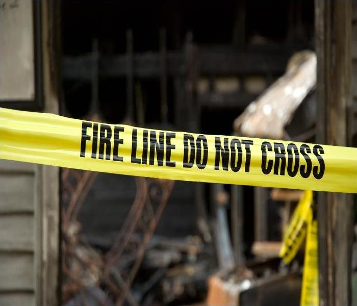 Fire Damage Our Fire Damage Services Can Eliminate Smoke Odors In Your Cimarron Hills Home