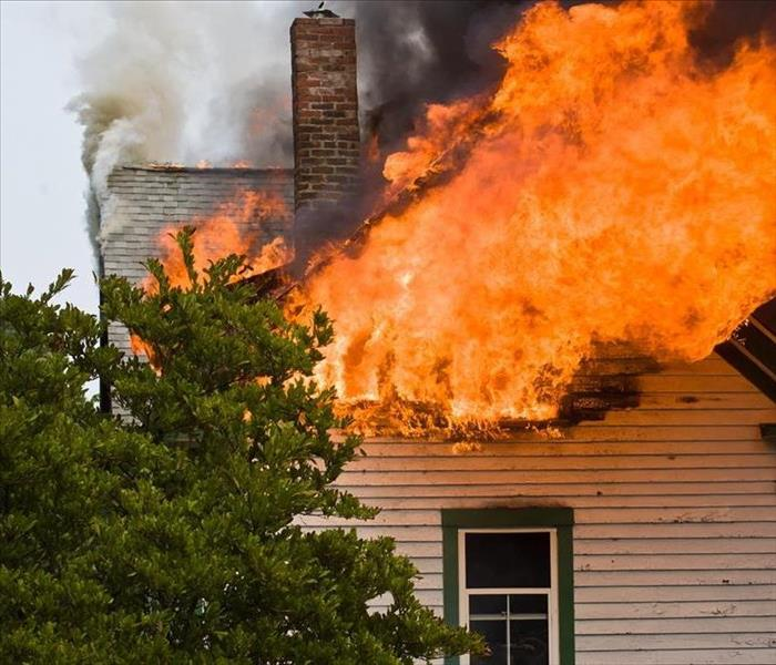 Fire Damage Smoke, Soot, and Fire Damage Restoration Services in Colorado Springs