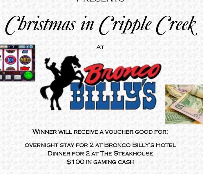 Community Christmas in Cripple Creek Contest 2018!