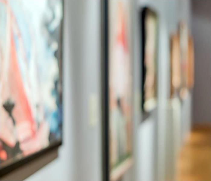 Commercial Our Experts Can Restore Your Fire Damaged Paintings In Your Colorado Springs Art Gallery