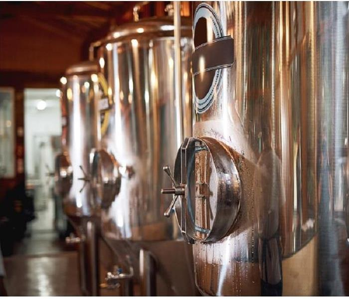 Commercial What's Fermenting in the Water Damage Inside Your Colorado Springs Brewery?